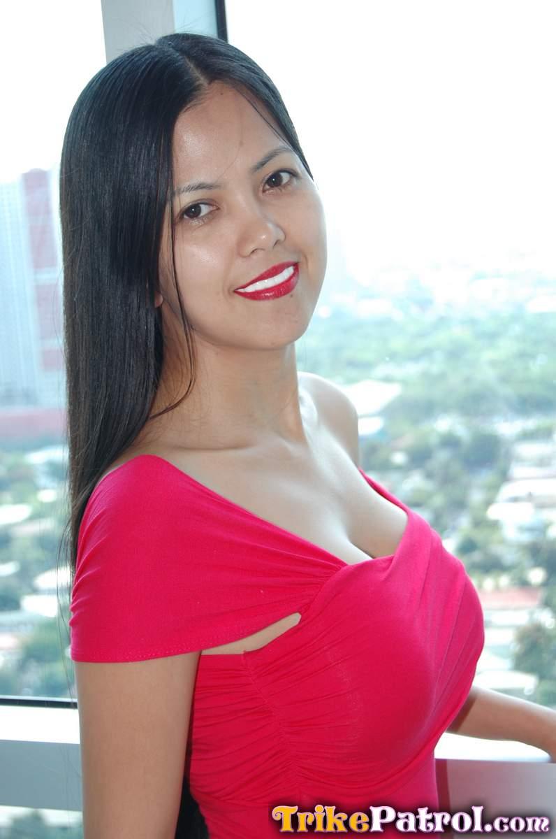 Sexy Filipina Fake Boobs 108